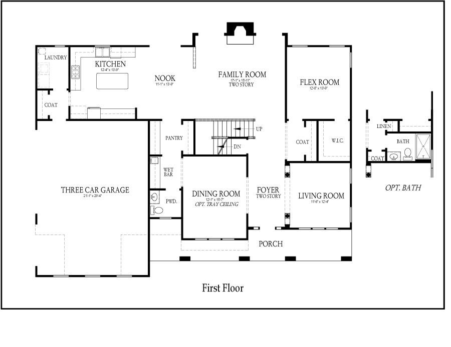Custom Home Models Model Home Details Russo Homes In Swedesboro Nj